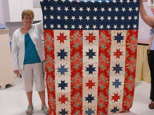 Quilts of Valor - 2